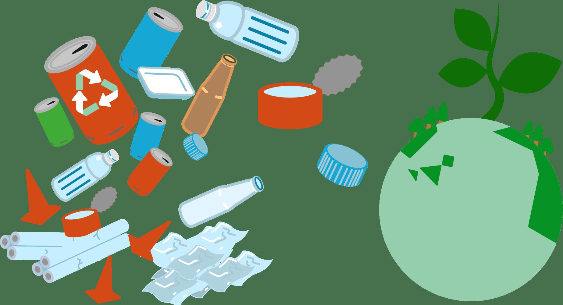 クリーン丹南_リサイクル事業